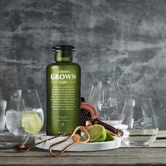 garden grown gin gift box