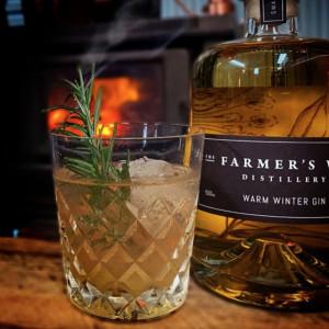 Farmer's Wife Winter Gin