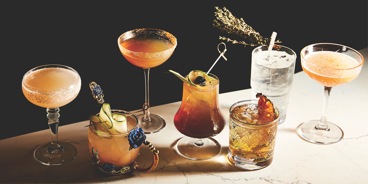 Classic American Cocktails