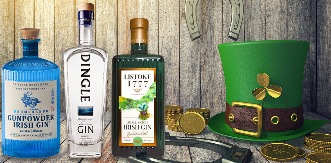 Premium Irish Craft Gins
