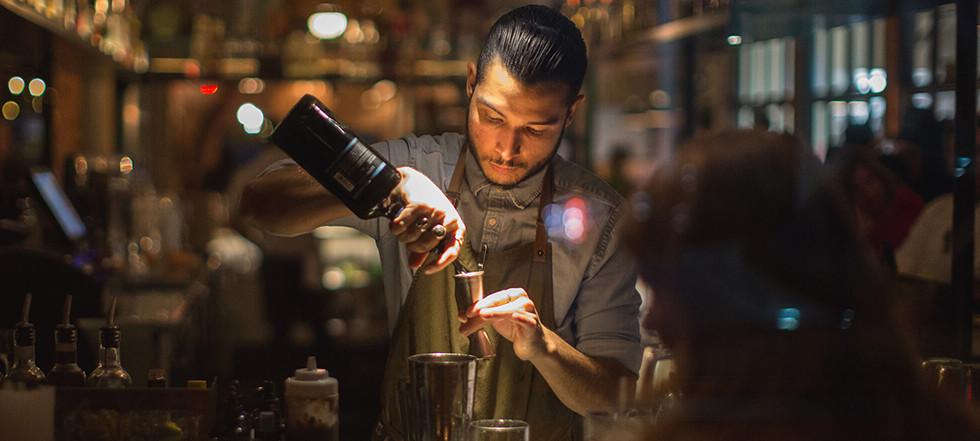 Some of Australia's Best Bars… For Drinking Gin