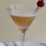 French Martini with Gin