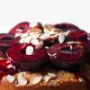 Sloe Gin Plum Layer Cake