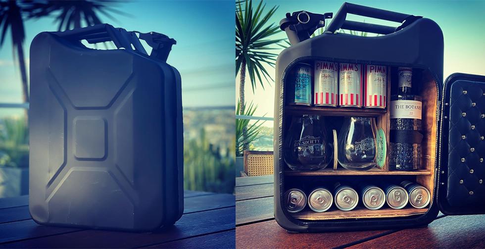 Gin Society's Lockdown Survival Kit