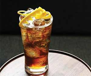 Honeyed Coffee Gin & Tonic