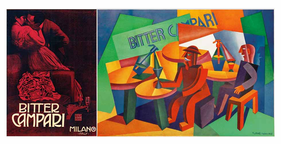 Campari posters