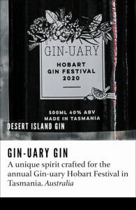 Gin-uary Gin